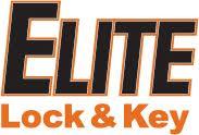 Elite Lock & Key Logo