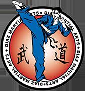 Diaz Martial Arts Logo