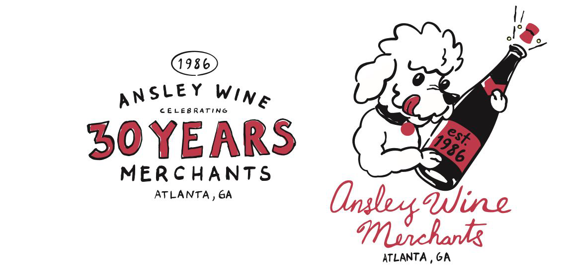 Ansley Wine Merchants Logo