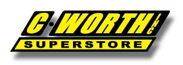 C Worth Superstore Logo