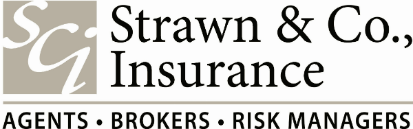 Strawn & Co., Insurance Logo