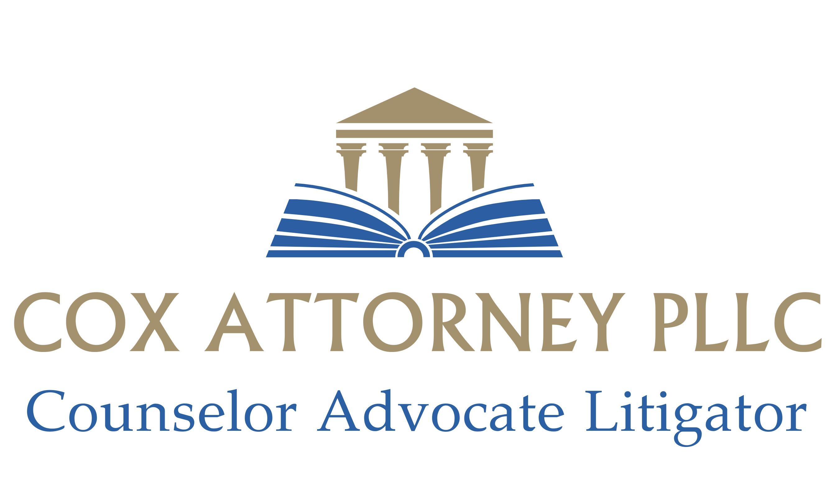 Cox Attorney PLLC Logo