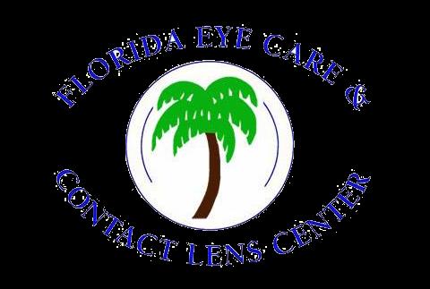 Florida Eye Care & Contact Lens Center Logo