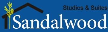 Sandalwood Studios & Suites Logo