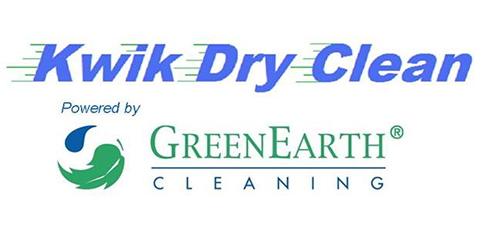 Kwik Dry Clean Logo