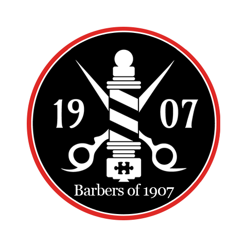 Barbers of 1907 Logo