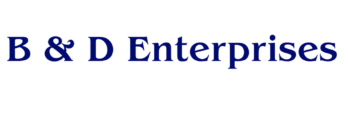 B & D Enterprises Logo