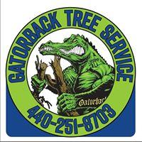 Gatorback Tree Service Logo