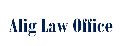 Alig Law Office Logo