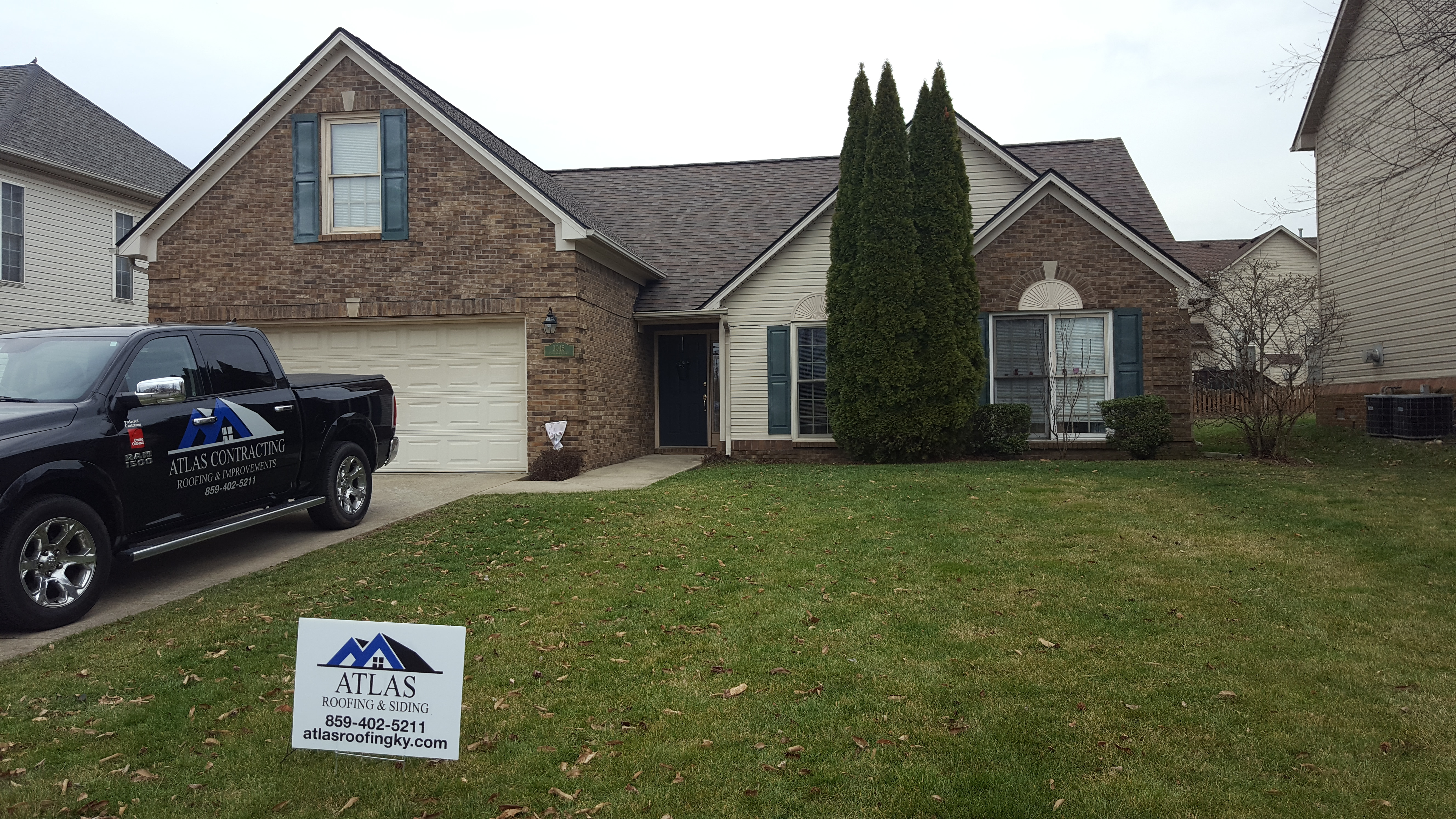 Roofing Lexington KY | Roofing Company Near Me | Atlas Contracting