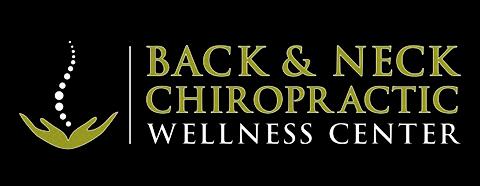Back & Neck Chiropractic Wellness Center Logo