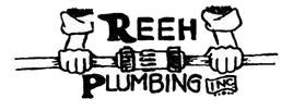 Reeh Plumbing Logo