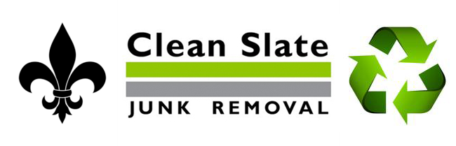 Clean Slate Junk Removal Logo