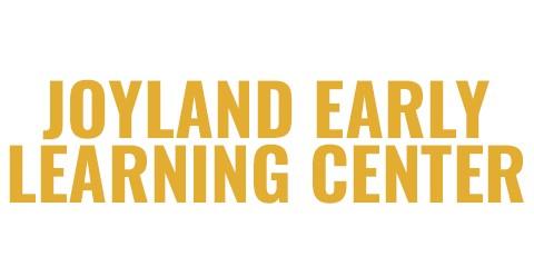 Joyland Early Learning Center Logo