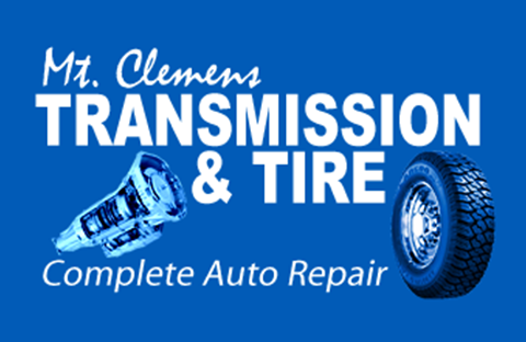 Mt Clemens Transmission & Tire Logo