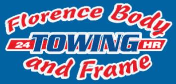 Florence Body Frame & Towing Logo