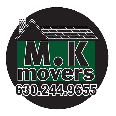 M.K Movers Logo