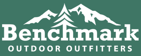 The Benchmark Outdoor Outfitters Logo