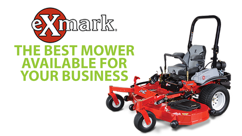 Exmark: The Best Mower Available for Your Business