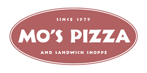 Mo's Pizza Logo