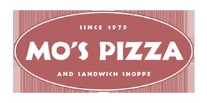 Mo's Pizza Logo