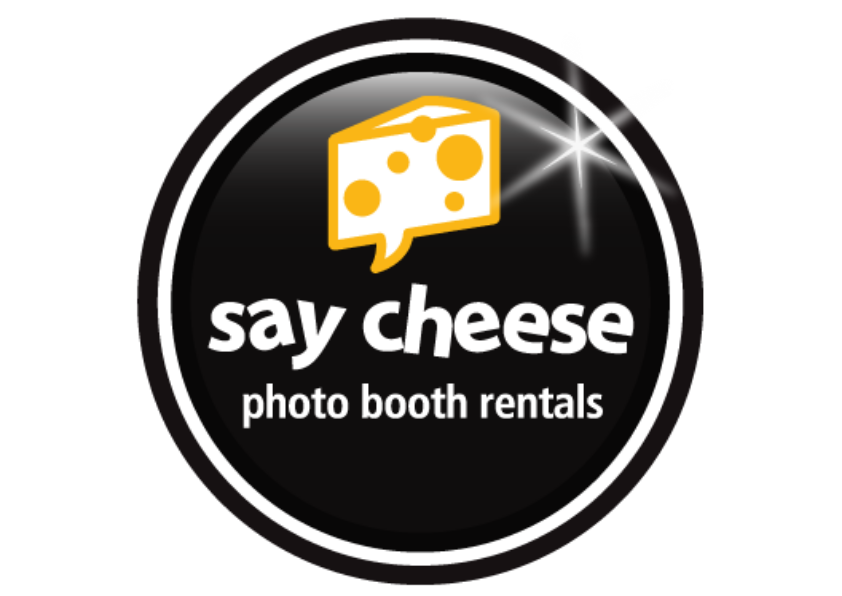 Say Cheese Photo Booths Logo