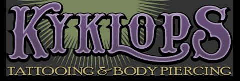 Kyklops Tattoo Logo