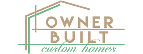 Owner Built Custom Homes Logo