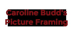 Caroline Budd's Picture Framing Logo