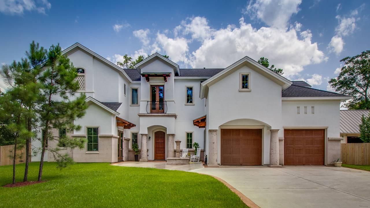 Custom Home Builder Magnolia Tx