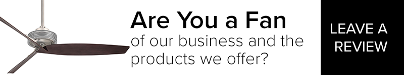 Are you a fan of our business and the products we offer? Leave a review