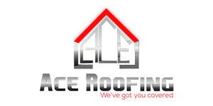 Ace Roofing & Guttering Logo