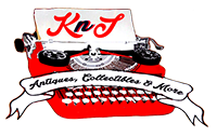 KnJ Antiques, Collectibles, and More Logo