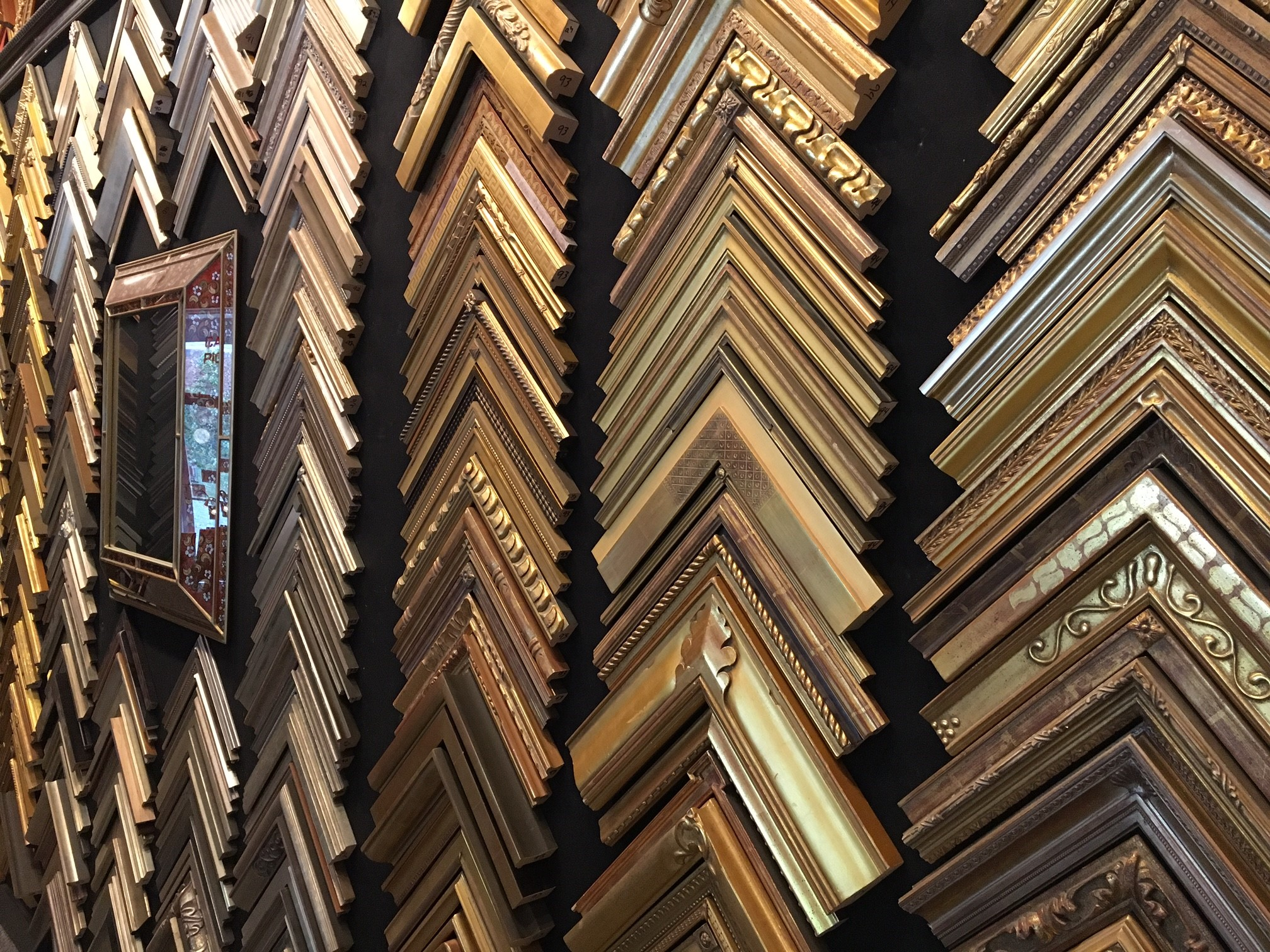 Picture frame shop near me