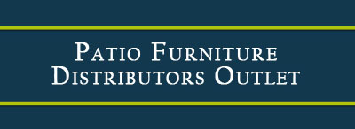Patio Furniture Distributors Outlet Logo