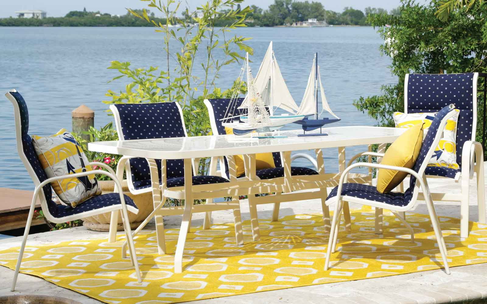 Lovely Excellent Quality Patio Furniture In Ft Lauderdale, Florida.