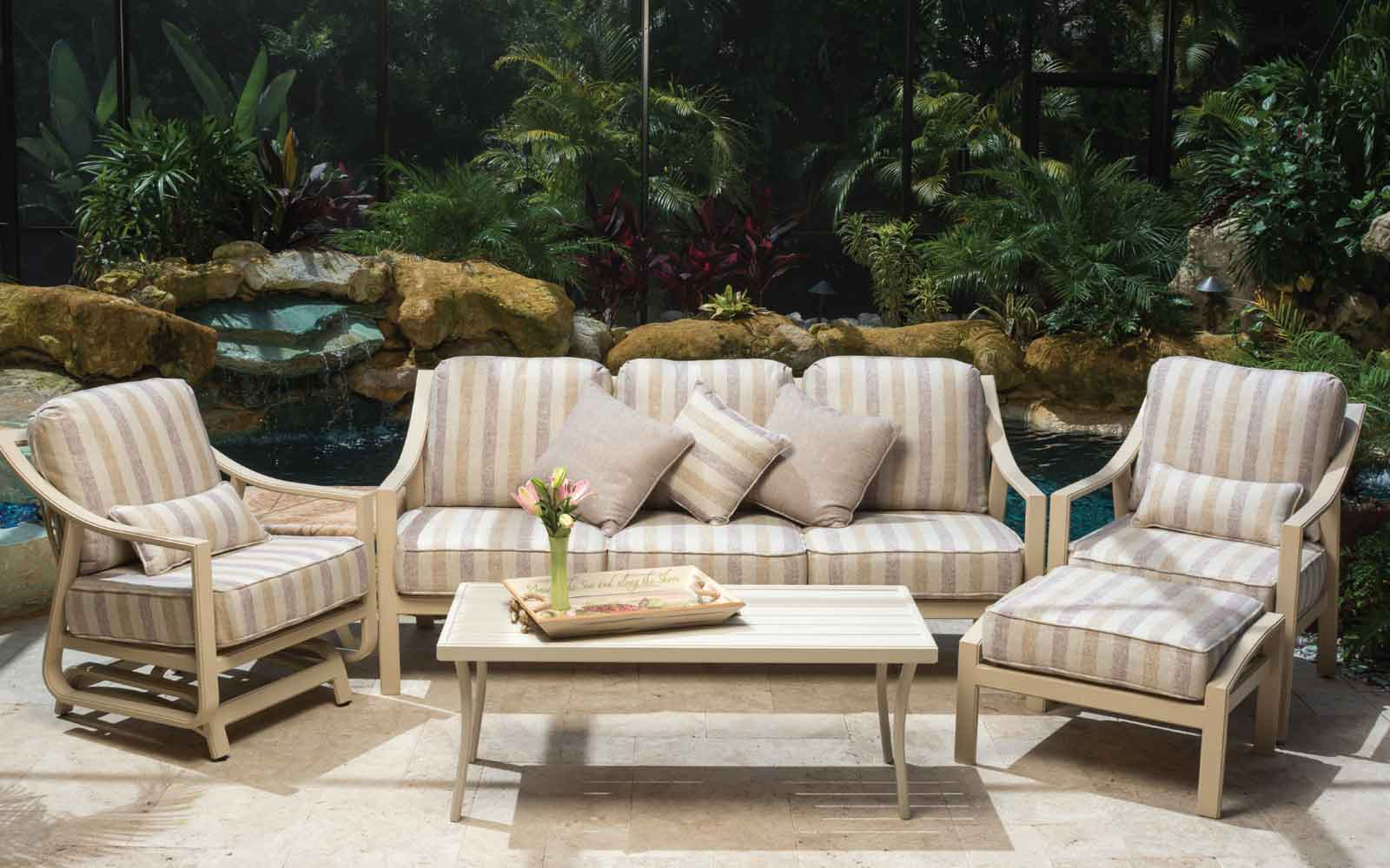 Patio furniture ft lauderdale outdoor furniture store for Outdoor furniture nearby