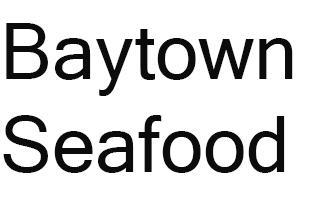 Baytown Seafood Logo