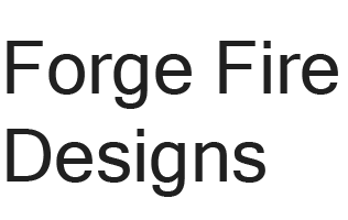 Forge Fire Designs Logo