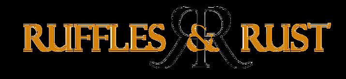 Ruffles & Rust Logo