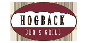 Hogback BBQ & Grill Logo