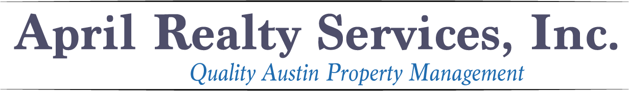 April Realty Services Inc Logo