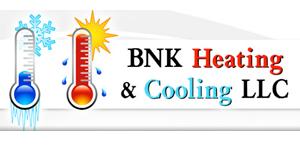 BNK Heating & Cooling Logo