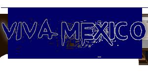 Viva Mexico Mexican Restaurant Logo
