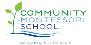 Community Montessori School Logo
