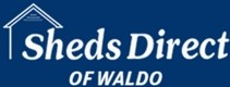 Sheds Direct of Waldo Logo