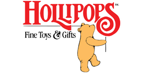 Hollipops Fine Toys & Gifts Logo