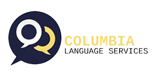Columbia Language Services Logo