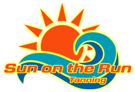 Sun on the Run Tanning Salon & Boutique Logo