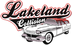 Lakeland Collision Logo